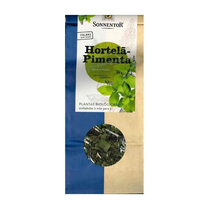 Hortelã-Pimenta Biológica