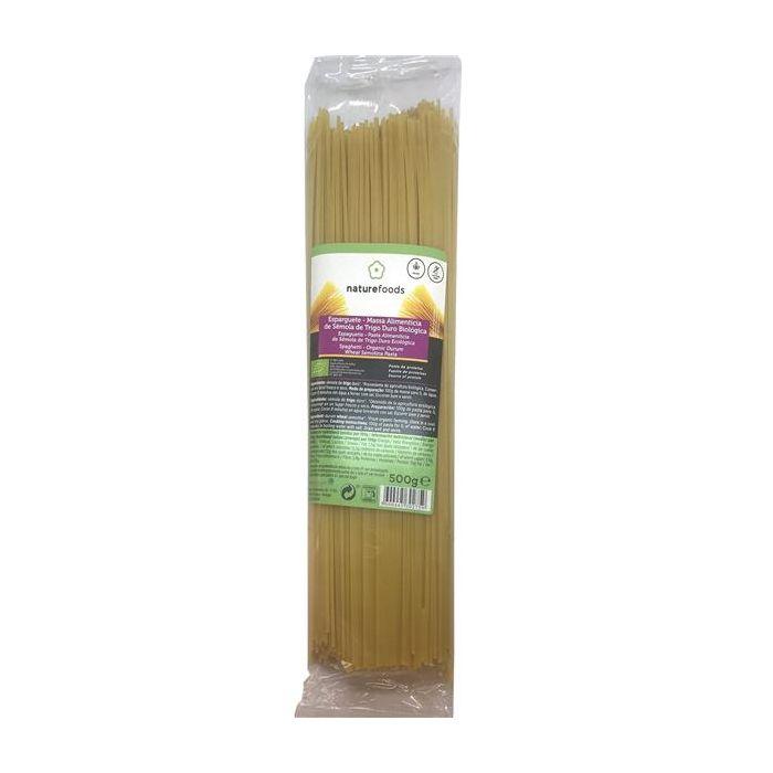 Massa Bio Trigo Duro Spaghetti