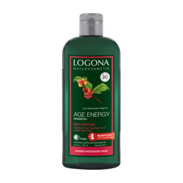 Cabelo Champo Bio Age Energy Cafeina