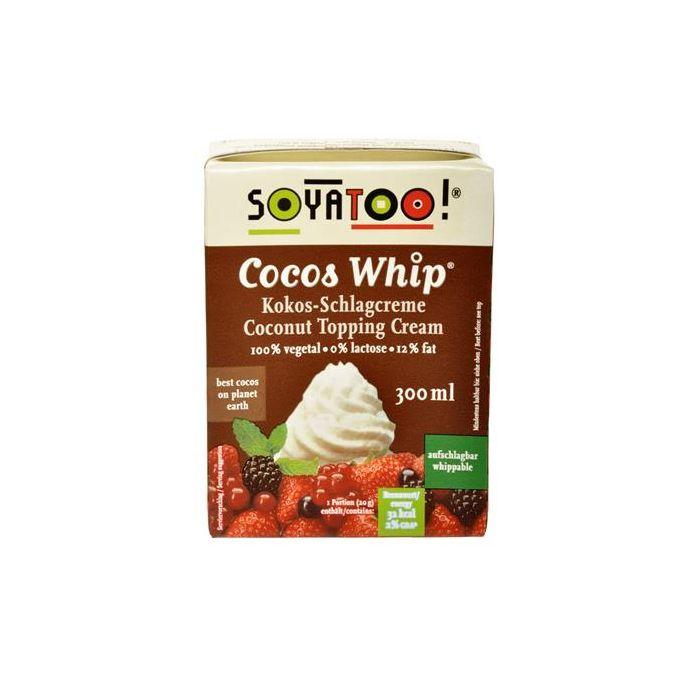 Creme De Coco Para Bater