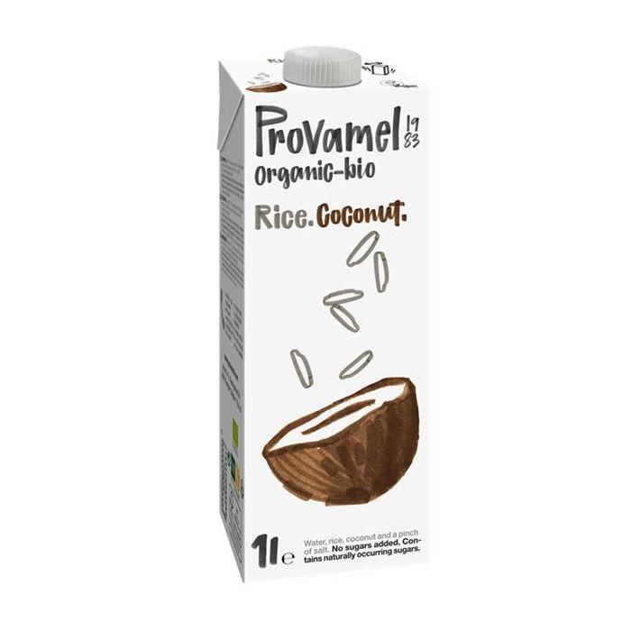 Bebida Bio De Arroz - Coco