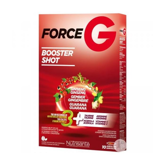 Force G Power Max