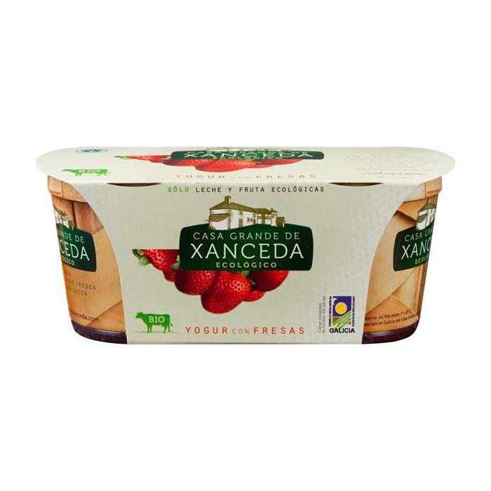 Iogurte Morango Bio