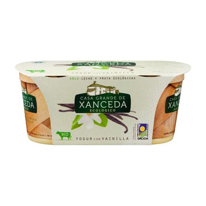 Iogurte Baunilha Bio