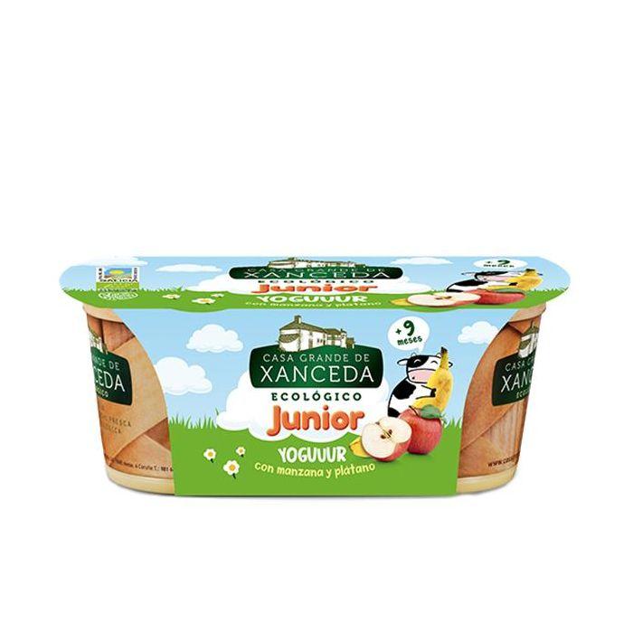 Iogurte Júnior Maçã Banana Bio
