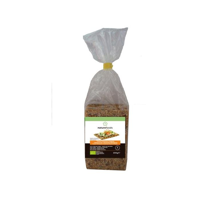 Tostas Crocantes Clássicas 3 Sementes Bio