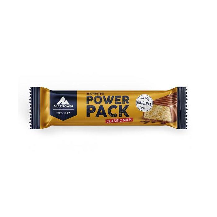Barra Power Pack Chocolate Leite