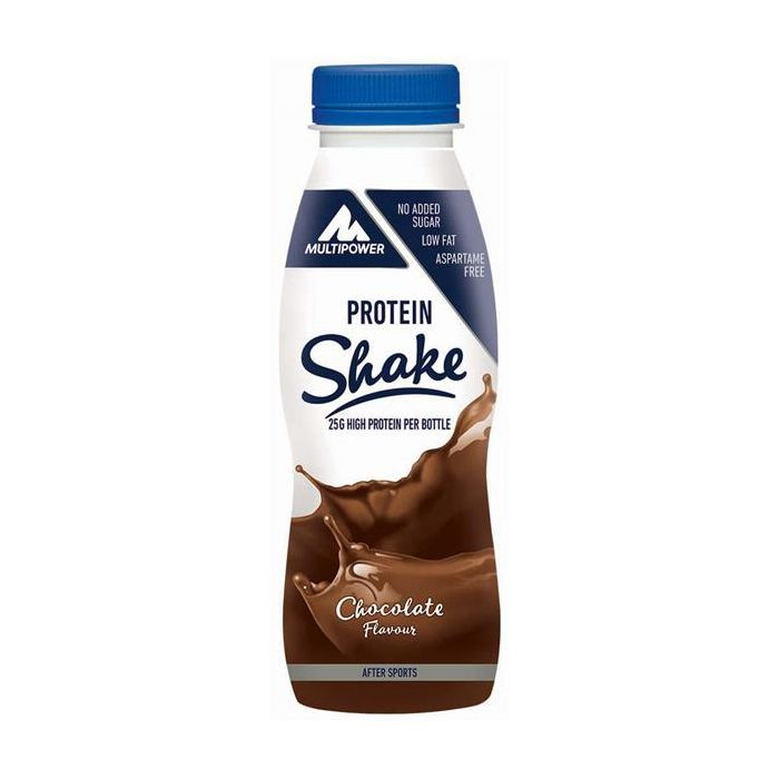 Batido Proteico Chocolate