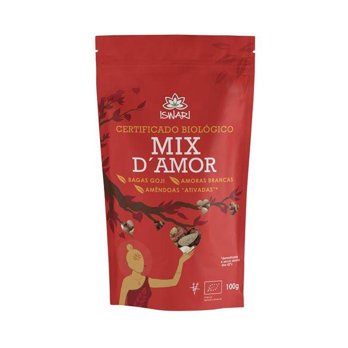 Mix De Amor - Mix De Frutos E Bagas Bio