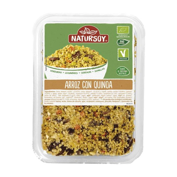 Arroz Com Quinoa Bio