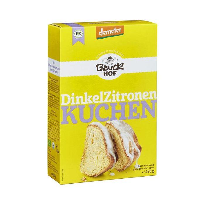 Preparado Para Bolo Trigo Espelta+Limão Bio