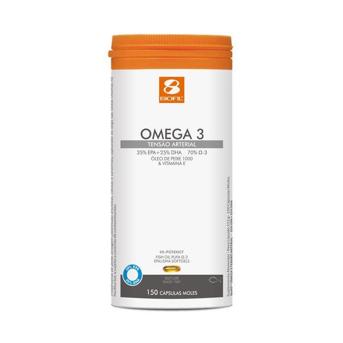 Ómega-3 Tensão Arterial