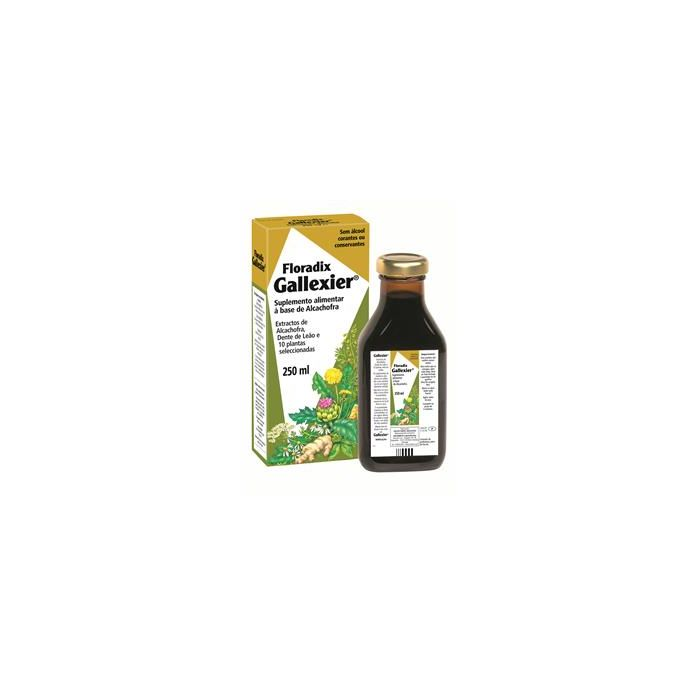 Floradix Gallexier Elixir