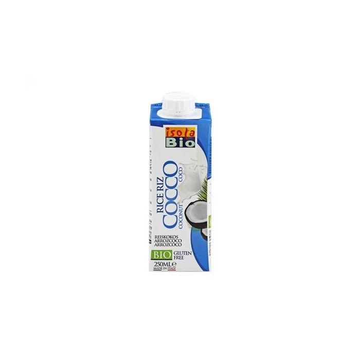 Bebida Arroz Coco Isola Bio