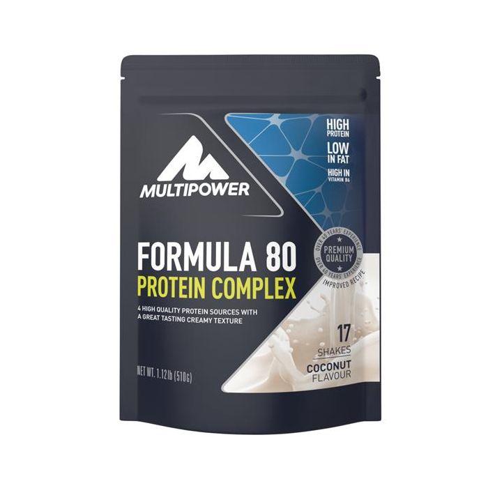 Preparado Proteico Pó Fórmula 80 Coco