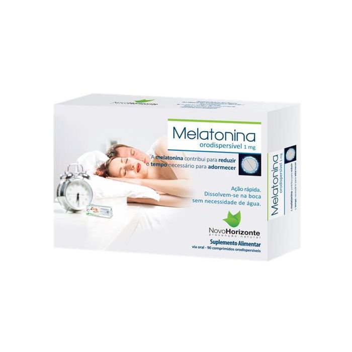 Melatonina Orodispersiva 1Mg