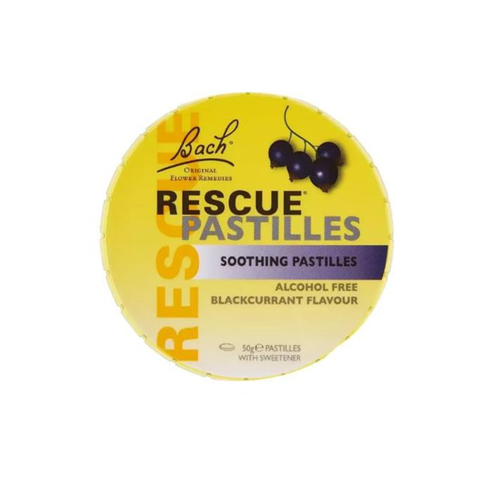 Rescue Pastilhas Suavizantes