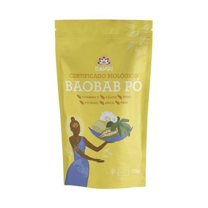 Baobab Pó Bio