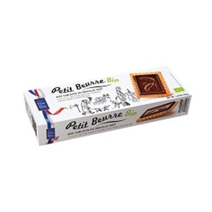 Biscoitos De Manteiga Com Chocolate Preto Bio