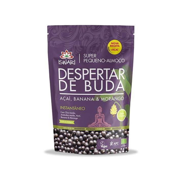 Despertar De Buda Açaí, Banana & Morango Bio