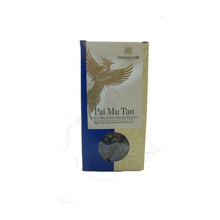 Chá Branco Pai Mu Tan Biológico