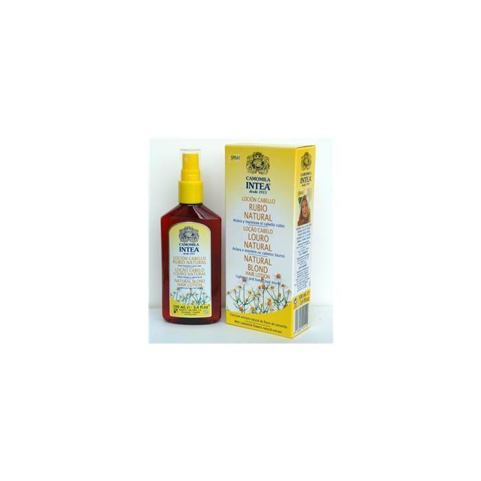 Loção Cabelo Louro Natural Camomila Spray
