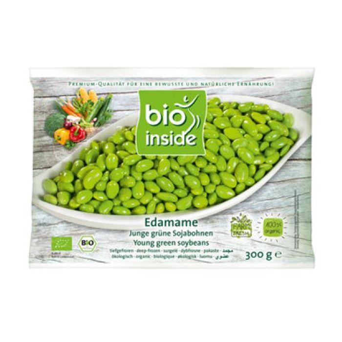 Edamame (Soja Verde) Grão Ultracongelado Bio