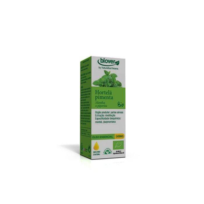 Óleo Essencial Hortelã-Pimenta Bio