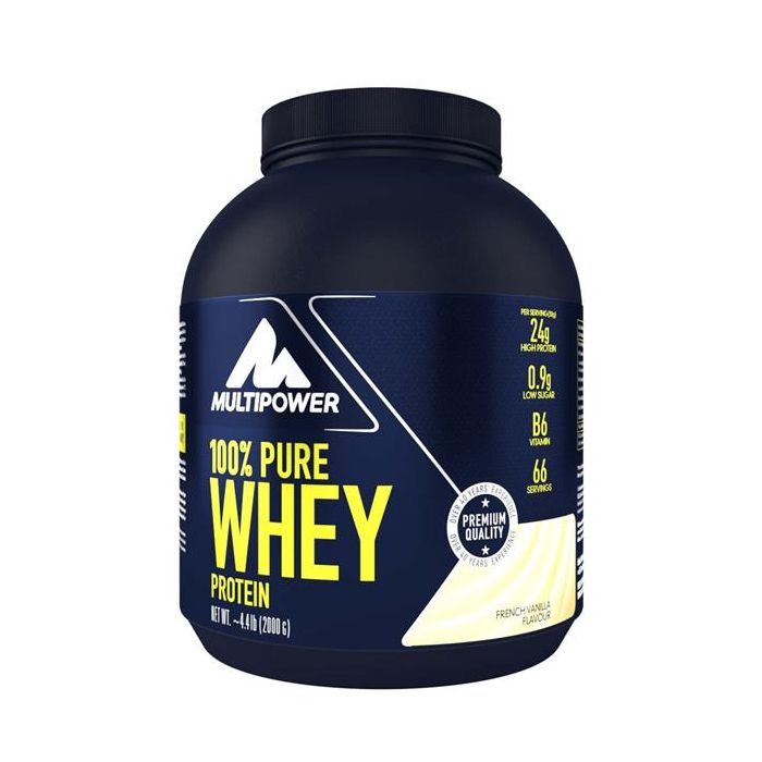 Pure Whey Protein Baunilha