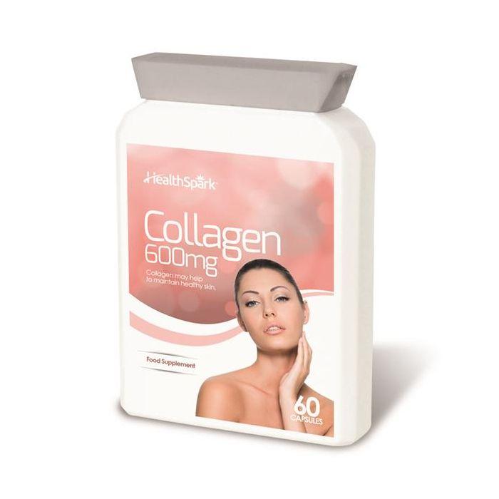 Colagénio 600 Mg