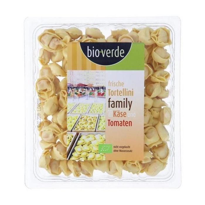 Tortellini Com Queijo E Tomate Bio - Pack Familia