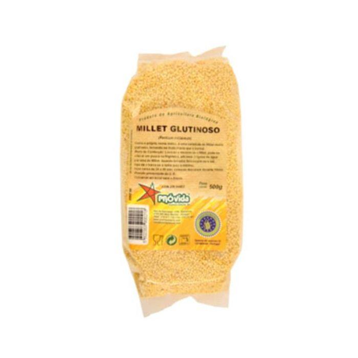 Millet Glutinoso Bio