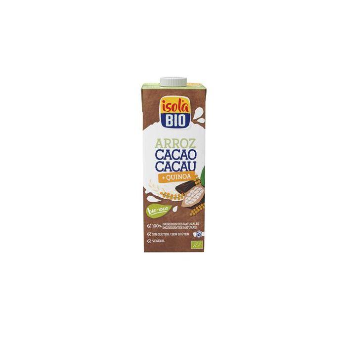 Bebida Choc. Quinoa Isola Bio