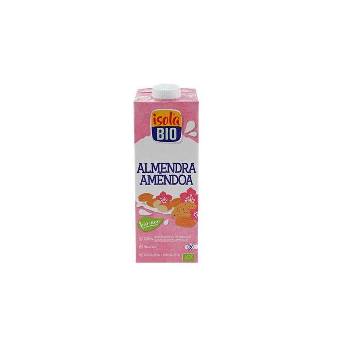 Bebida De Amêndoa Isola Bio 1L