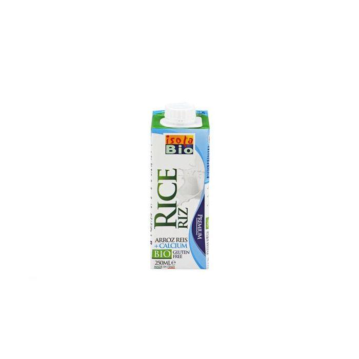 Bebida De Arroz + Cálcio Bio Isola