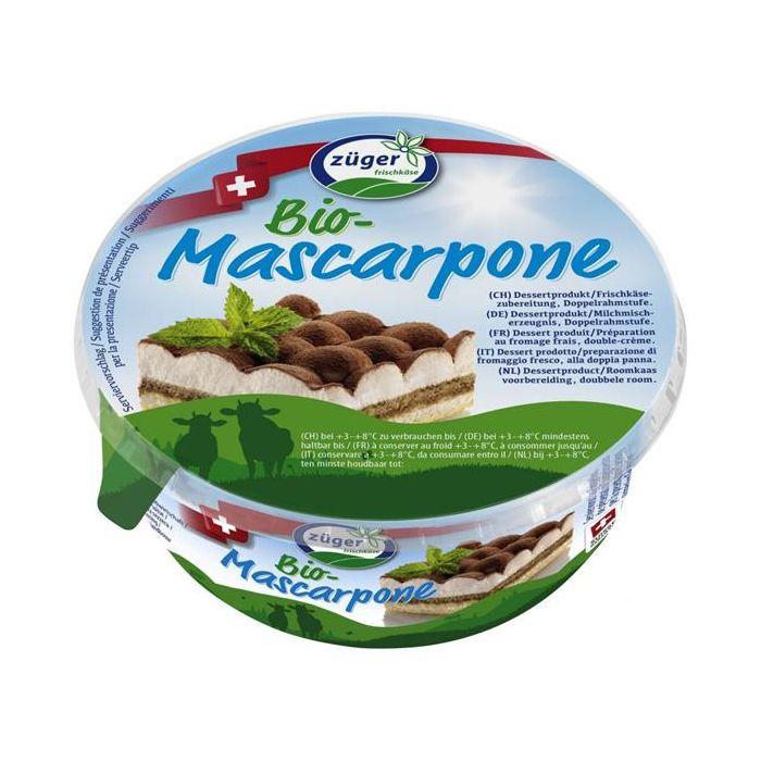 Mascarpone Bio