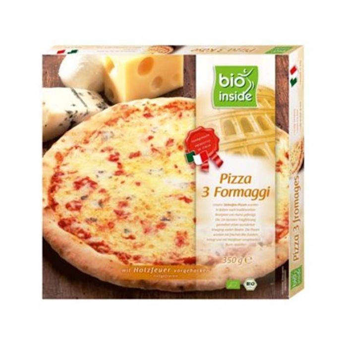 Pizza 3 Queijos Ultracongelada Bio