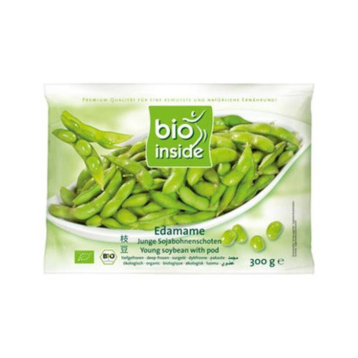 Edamame (Soja Verde) Vagem Ultracongelado Bio