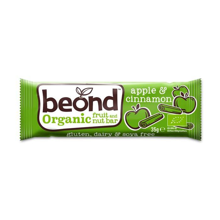 Beond Organic Apple & Cinnamon Bar