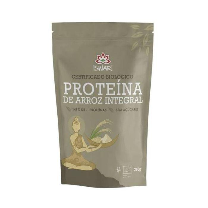 Proteína De Arroz Integral Bio