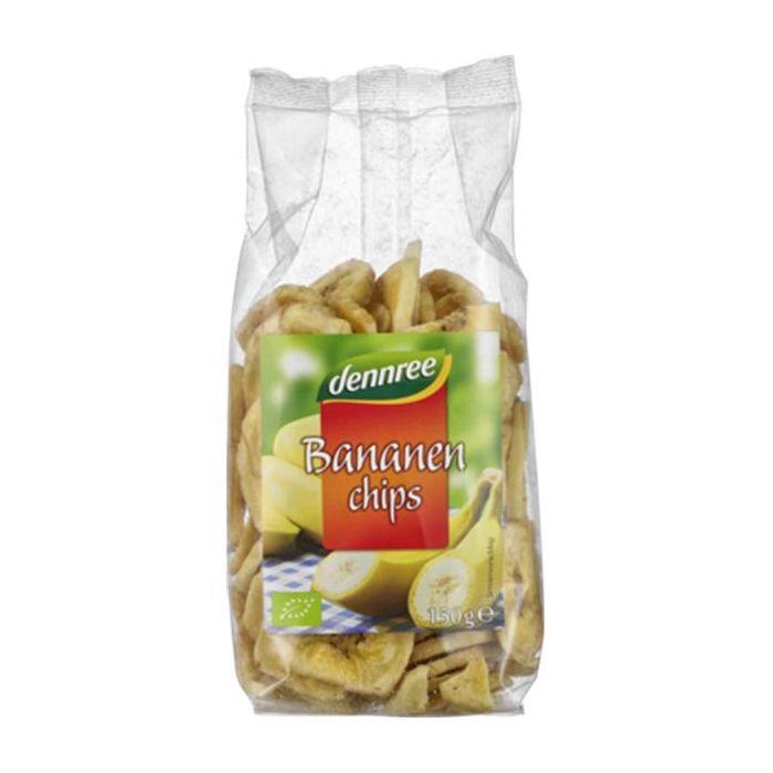Banana Seca Às Rodelas Bio