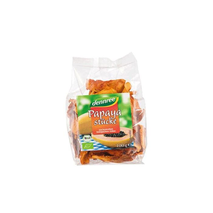 Papaia Seca Bio