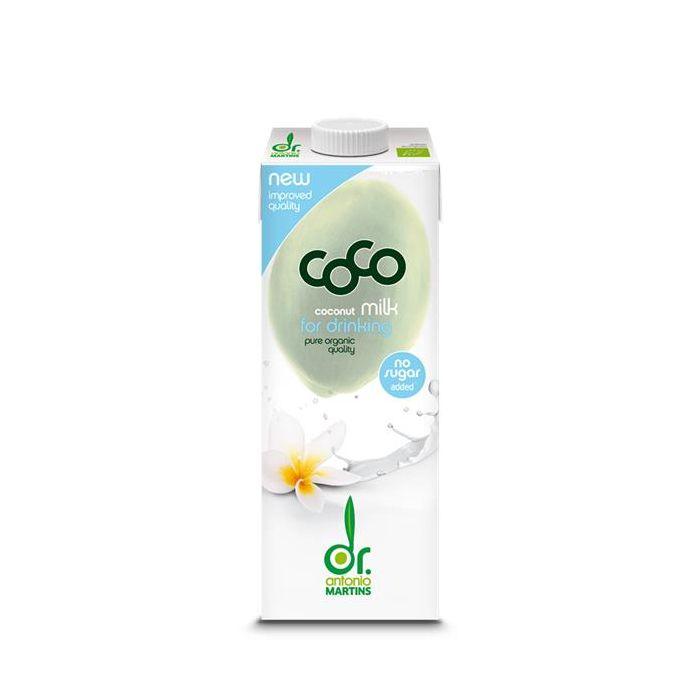 Leite De Coco Para Beber Bio