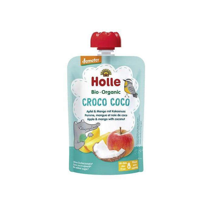 Croco Coco Puré Frutos Bio 8M