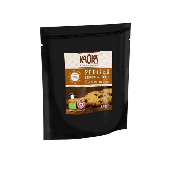 Chocolate Preto Pepitas 50% Cacau Bio Fair Trade