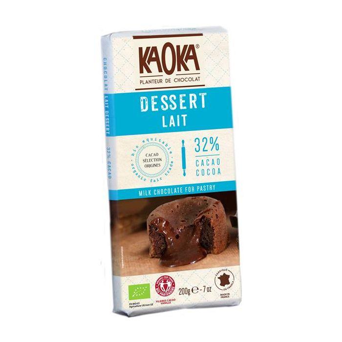 Chocolate Leite Culinária Bio Fair Trade