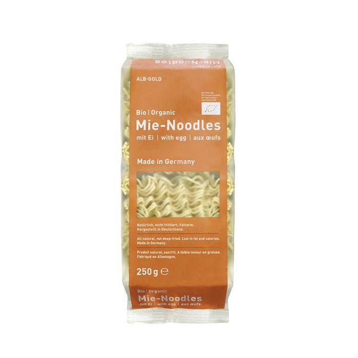Noodles Com Ovo Bio