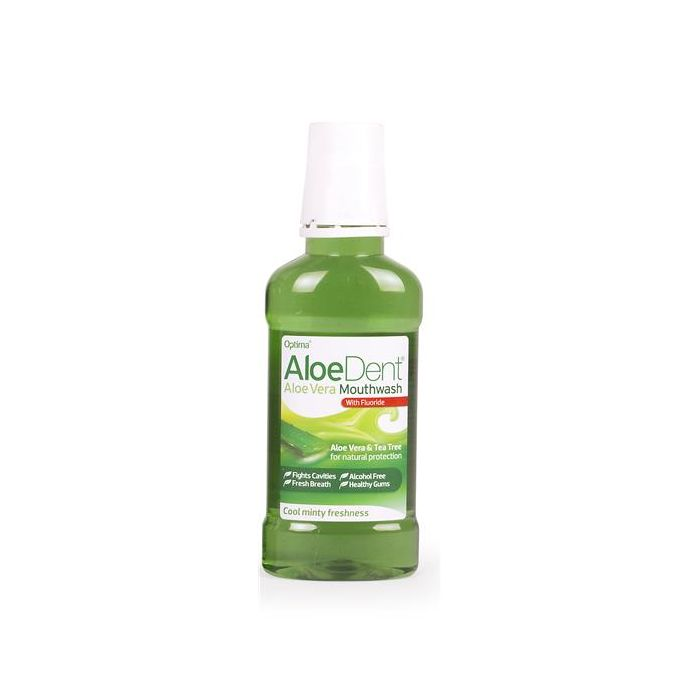 Aloe Dent Elixir Bucal Com Flúor