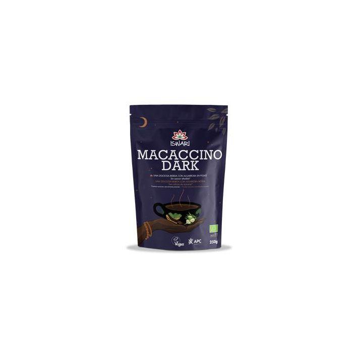 Macaccino Dark Bio