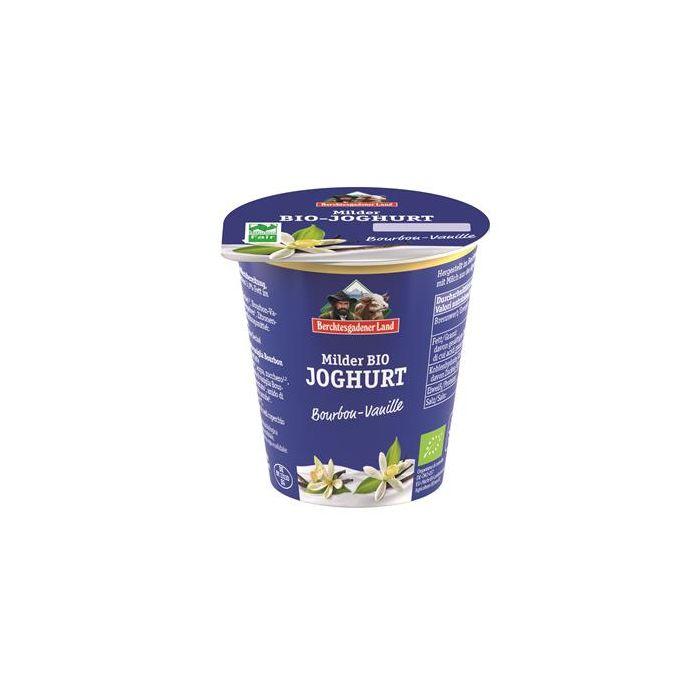 Iogurte Frutas E Baunilha Bio
